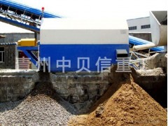 安徽省中贝信重工 砂石分离机 矿山机械 混凝土砂石分离机