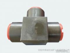 高压T型三通,高压三通接头管件,安阳荣诚石油矿山机械