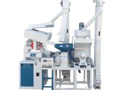 良柱15新III型碾米机打米机  组合米机大米加工设备大中小型碾米机 农业机械