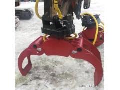 格雷普06型铲车抓木机 旋转抓木机 GLP抓木机 装载机抓木器 抓木机抓草机 农业机械