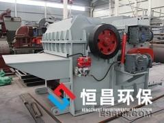 河南恒昌环保机械厂家直销HCHB1300模板破碎机
