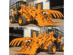 厂家直销装载机    加高铲车 加高抓木机   ZL28抓木机