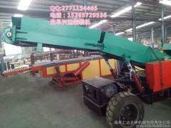WD系列电动铲运机   小型装载机    兴运机械铲运机3