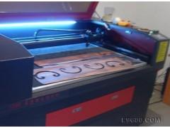 上海皮革,布料激光雕刻机,JQ9060工艺品型激光雕刻机
