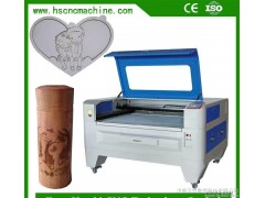 [济南汉世]亚克力塑料板PVC木工数控广告服装刻字切割激光雕刻机