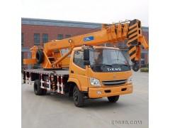 鲁班机械 CBLQY10K-5 汽车起重机  市场销售价格 21.7万 吊车