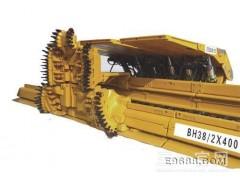 刨煤机BH38/2×400 刨煤机图片  三一重