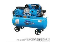 上海捷豹V-0.17/8空压机 /1.5KW皮带式空气压缩机