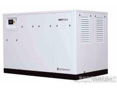 昆山无锡鲍斯GLFII22双级压缩永磁变频节能空压机  螺杆空压机 双级压缩空压机