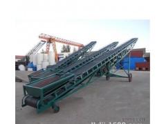 提供全封闭式碳钢输送机 埋刮板输送机 砖块皮带输送机