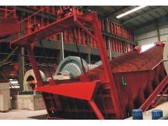 螺旋洗矿机铝矾石清洗设备滚筒洗矿机铅锌矿洗矿设备金矿洗矿设备
