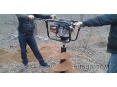 螺旋挖洞机 最灵便专用机械设备888沙地环保育苗机