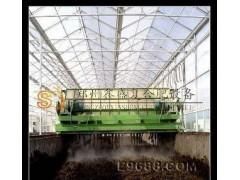 有机肥发酵设备 堆肥翻堆机 鸡粪发酵设备 翻抛机价格