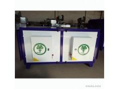 供应德州嘉通YJ-6A静电油烟净化器 高空排放型油烟净化器