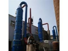 专业生产除尘环保钢制脱硫塔麻石水膜除尘器山东专业制造