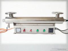 厂家直销信诺XN-UVC-150管道式无二次污染紫外线消毒器水处理设备厂家直销 水杀菌消毒设备