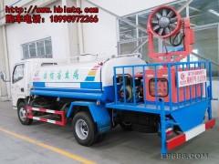 寿阳县东风多功能抑尘车图片喷药设备,远程雾炮机价格厂家