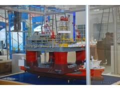 奥克 石油钻机模型 海洋钻机