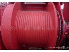 LBS里巴斯船舶锚机排缆器 排缆器 石油钻机绞车 船用绞车 石油钻机