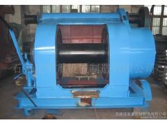加工石油钻机滚筒—里巴斯双折线绳槽卷筒