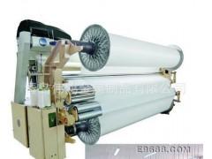 纺织机械,喷水织机!喷水JW851-D电子储维双经轴重磅喷水