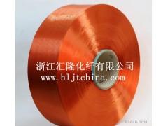 300d有色涤纶丝 经编、大圆机织物专用 汇隆化纤 厂家直销