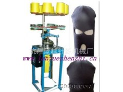 多功能针织机 4-6路高速立式帽机  围巾机