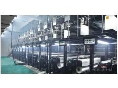 上海金纬机械化纤FDY涤纶纺牵联合机