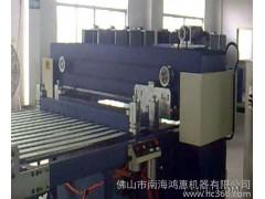 鸿达供应厂家热销全自动压花压光机,适用于真皮,仿皮,pVC 绒布等压花