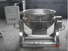 优质电加热夹层锅厂家直销 红烧肉不锈钢蒸煮锅经销商 蒸煮锅、夹层锅 立式蒸煮锅、电加