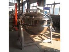 三信食品机械SX-Z400供应高温高压煮鸭蛋蒸煮锅    杀菌蒸煮设备    蒸汽加热立式蒸煮锅