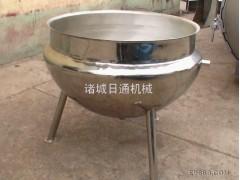 日通食品机械 立式蒸煮锅 蒸煮设备 夹层锅