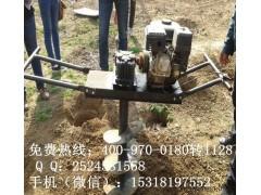 机械带动挖坑机,高原采伐挖坑机,果树种植挖坑机y8-22