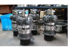 集装箱吊运机动力头夹紧装置用液压回转传动装置 液压马达厂家