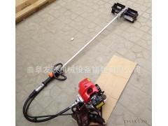 牧草收割机 直杆式小型割草机 多功能手持式割灌机