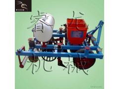 中型盖地膜机械 播种施肥地膜机批发