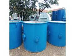 山口锅炉1-0吨水膜除尘器