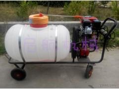 推车式汽油喷雾器 高压喷药设备 手推式打药机