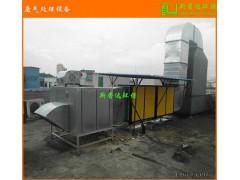 CNC机床.数控磨床油烟净化.工业高压静电废气处理