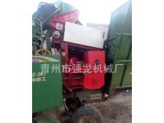 奇瑞谷王玉米收割机加装剥皮机