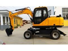 嘉和重工JHW70轮式挖掘机、品牌轮式挖掘机厂家批发、嘉和重工挖掘机批发价、轮式挖机厂家
