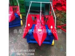 天津新型家用两行玉米收获机械 省油高效玉米收获机