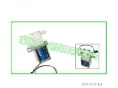 三孔电磁阀HIV-0837用于电子血压计 医疗设备 吸咐机空气清新机