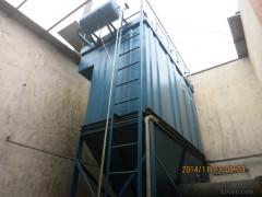 供应湿式除尘器_湿式锅炉除尘器_水膜除尘器-金工环保机械