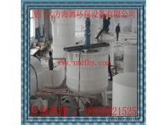 大方海源DFHY聚丙烯设备PP设备塑料设备环保设备防腐设备化工搅拌桶