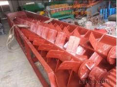 2RXL螺旋分级机 高效率槽式螺旋洗矿机 分级设备