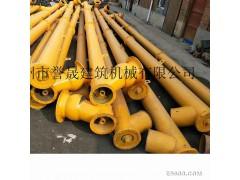 郑州誉晟LSY管状螺旋输送机 厂家出售各便种型号螺旋输送机、带式输送机。