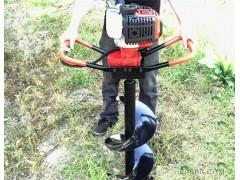 葡萄园栽植打眼机械 直销 手提式挖坑机 打洞 种树机械肇庆