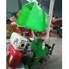 汽油耕耘播种施肥机 手推式肥料追肥机 7.5马力播种施肥机械