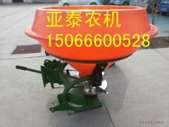 厂家CDR-1000大播幅撒肥机 施肥机械 高效撒肥车  撒
